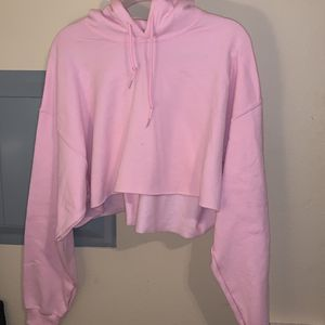 Cropped Pink Hoodie for Sale in Chula Vista, CA