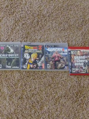 Playstation 3 games for Sale in Phoenix, AZ