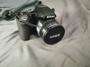 Professional camera Nikon - DSLR 26x zoom for Sale in Homestead, FL