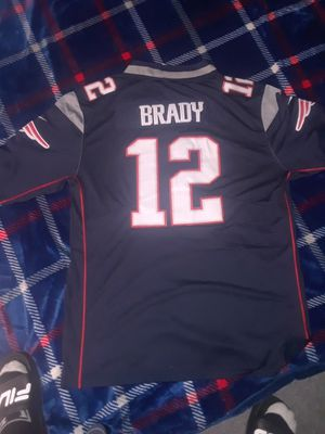 NEW ENGLAND PATRIOTS JERSEY for Sale in Ontario, CA