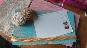 Custom handmade pallet picture frame for Sale in Kingsport, TN
