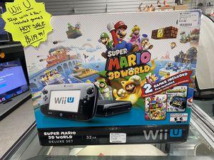 Nintendo Wii U Deluxe Set for Sale in Orlando, FL