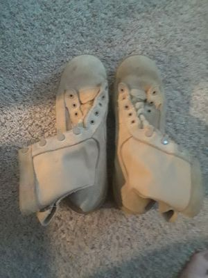 Military issue boots size 8.5 for Sale in Riverview, FL