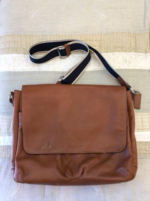COACH- Metropolitan Messenger/ Shoulder Bag, Retails $395 for Sale in San Diego, CA