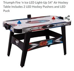 Air hockey table **brand new unopened box ** for Sale in New York,  NY