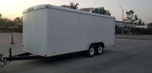 8x18 Enclosed Trailer for Sale in Glendora, CA
