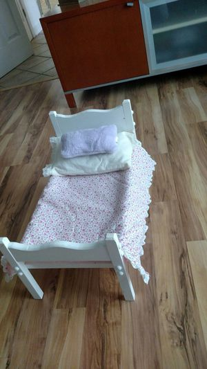 American Girl bed for Sale in Charlotte, NC