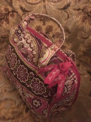 Vera (Wang) Bradley traveling purse for Sale in Adelphi, MD