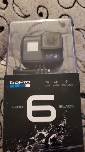 GoPro Hero 6 for Sale in Hartford, CT