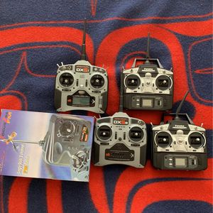 Lot of 5 Radio Control Systems for Sale in Tracy, CA