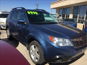 2009 Subaru Forester for Sale in Barstow, CA