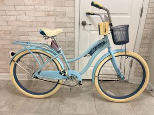 """Special Edition women's Cruiser 26"""" for riders 5'2 to 5'10 height, gorgeous baby blue color! for Sale in Winter Garden, FL"""