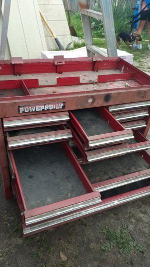 Tool box for Sale in Stockton, CA