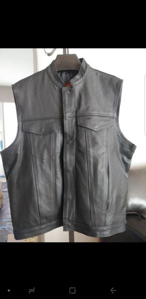 Motorcycle vest for Sale in Ontario, CA