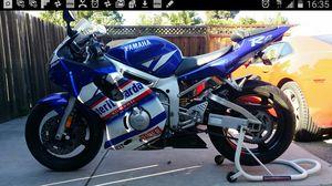 2001 Yamaha YZF R6 for Sale in Brisbane, CA