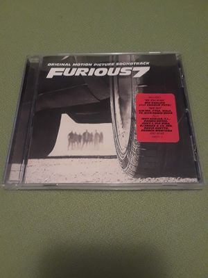 Furious 7 Soundtrack for Sale in Decatur, GA
