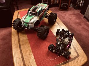 T-Maxx Nitro RC Truck for Sale for sale  Queens, NY