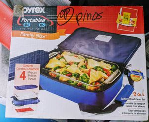 Pyrex Insulated Food Carrier for Sale in Fort Worth, TX