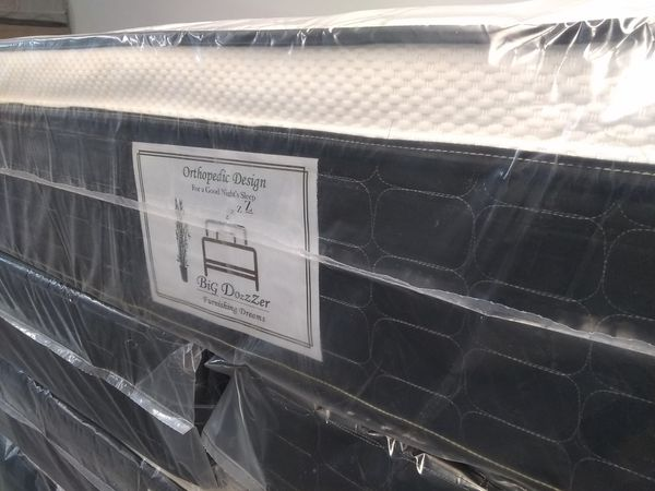"New 12"" King pillow top mattress and box springs FREE DELIVERY"