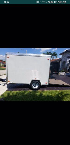 Utility trailer 2019 brand new for Sale in Miami, FL