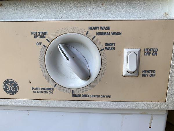 GE Dishwasher, FREE, Must pick up