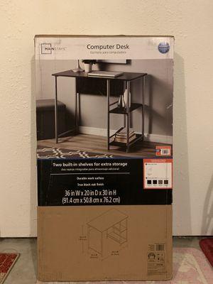 Best Deal Ever Brand New Computer Desk for Sale in Medford, OR