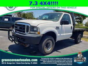 2002 Ford F-350SD for Sale in Green Cove Springs, FL