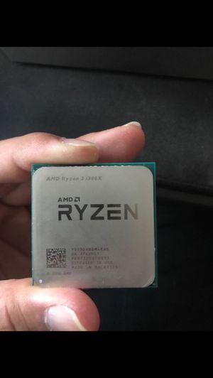 Ryzen 3 1300x with warranty for Sale in Garden Grove, CA