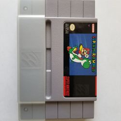 Super Nintendo Super Mario World Video Game for Sale in Plano,  TX
