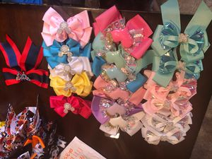 Lil Girl Bows for Sale in Kyle, TX