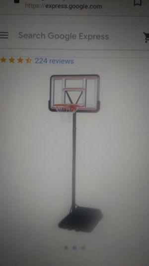 Lifetime model 1269 Basketball hoop. for Sale in Cleveland, OH