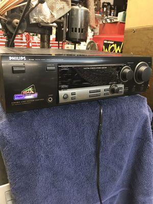 Philips FR 968 Digital A/V Surround Receiver for Sale in Port St. Lucie, FL