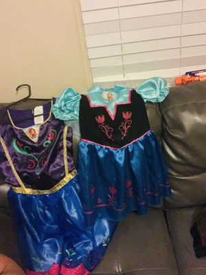 Two Girl Costumes for Sale in San Diego, CA