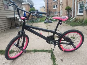 """Huffy Bicycle 20"""" Company Rosie Girls' BMX Bike, Black for Sale in Chicago, IL"""