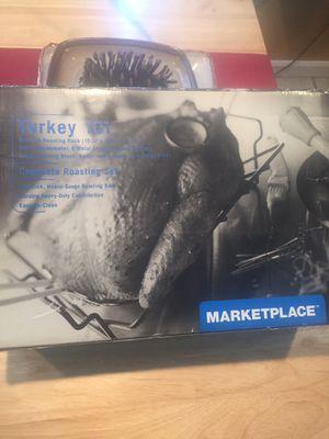 Turkey complete roasting set for Sale in Kalamazoo, MI