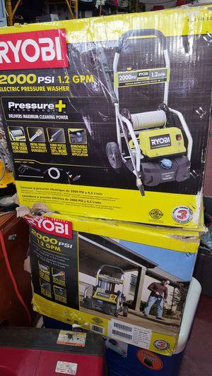 Pressure washer 2000psi for Sale in Dallas, TX