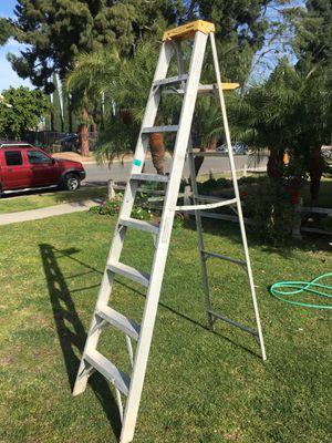 8ft Werner aluminum ladder for Sale in Garden Grove, CA