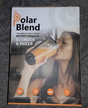 Polar Blend Battery Operated for Sale in Kent, WA