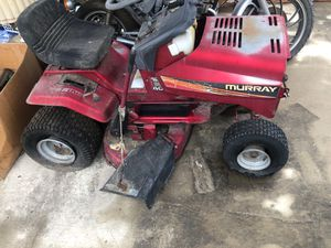 Murray lawn tractor Briggs and Stratton 12.5 electric engine for Sale in Los Angeles, CA