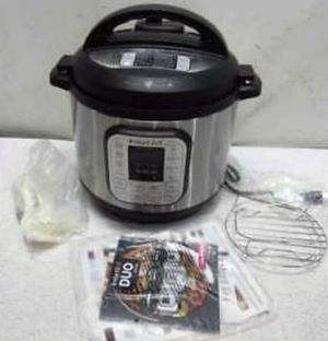 IP Duo60 & Duo80 (Instant Pot Pressure Cookers for Sale in Spring, TX