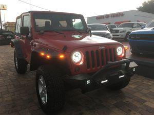 2011 Jeep Wrangler Sport for Sale in Tampa, FL