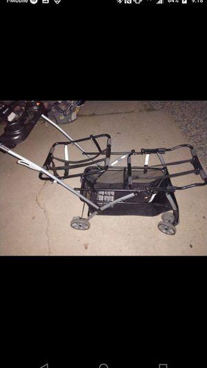 Baby trend double stroller for Sale in Salt Lake City, UT