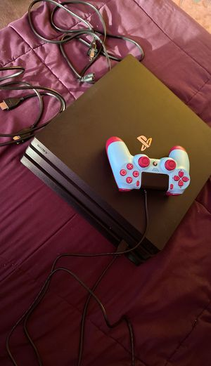 PS4 Pro for Sale in Hillcrest Heights, MD