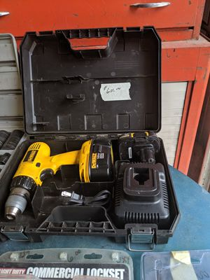 DeWalt 18 volt drill for Sale in Lathrop, MO