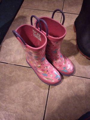Rain boots 7/8 for Sale in El Monte, CA