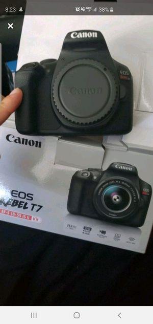 Canon Rebel T7 Digital camera for Sale in Fairfield, CA
