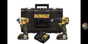 Dewalt Kit impact & hammer Drill 20V for Sale in Miami, FL