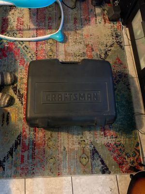 Craftsman tool set . need gone for Sale in Riverside, CA