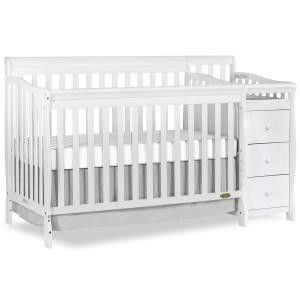 Crib with changing station for Sale in Dallas, TX