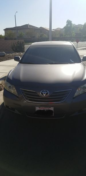 2009 toyota camry Xle 4cyl for Sale in Rancho Cucamonga, CA